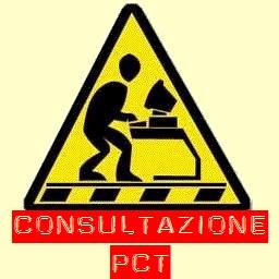 Sospensione servizi consultazione PCT dalle 17:00 di venerdì 7 alle 8.00 di lunedì 10 aprile 2017